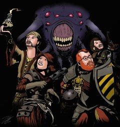 Co-optional crew in the Darkest Dungeon