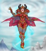 Dragon Aspect Alexstrasza