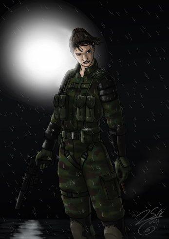MGS5 Spunky Tigress