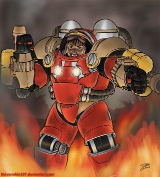 Starcraft Firebat