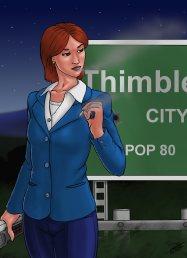 thimbleweed park - agent ray