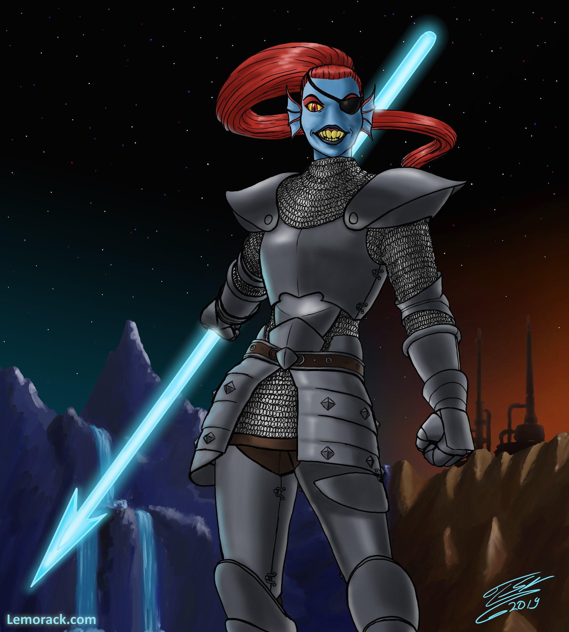 undyne_armor