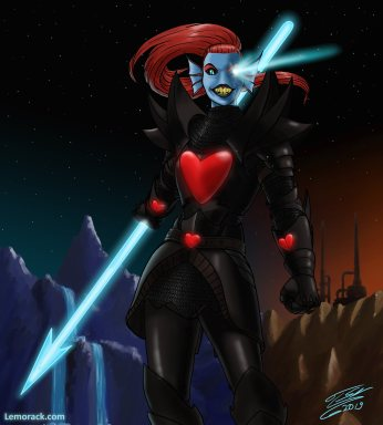undyne_the_undying
